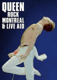 Cover Queen - Rock Montreal & Live Aid [DVD]